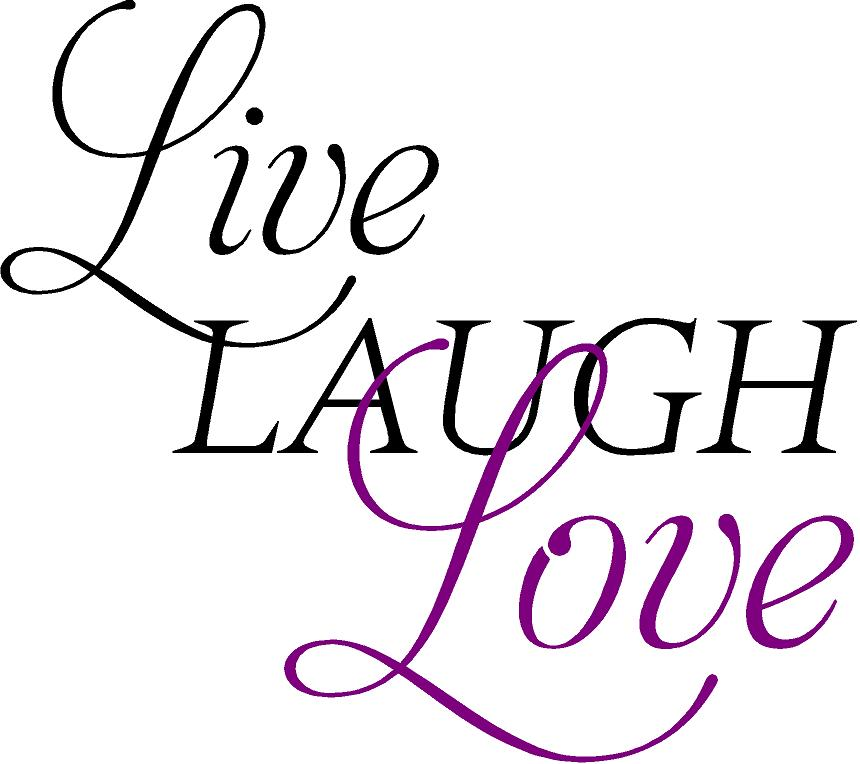 81 live laugh love - Quote the Walls