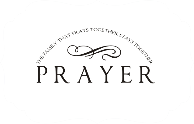A Family That Prays Togetherstays Together Quote The Walls