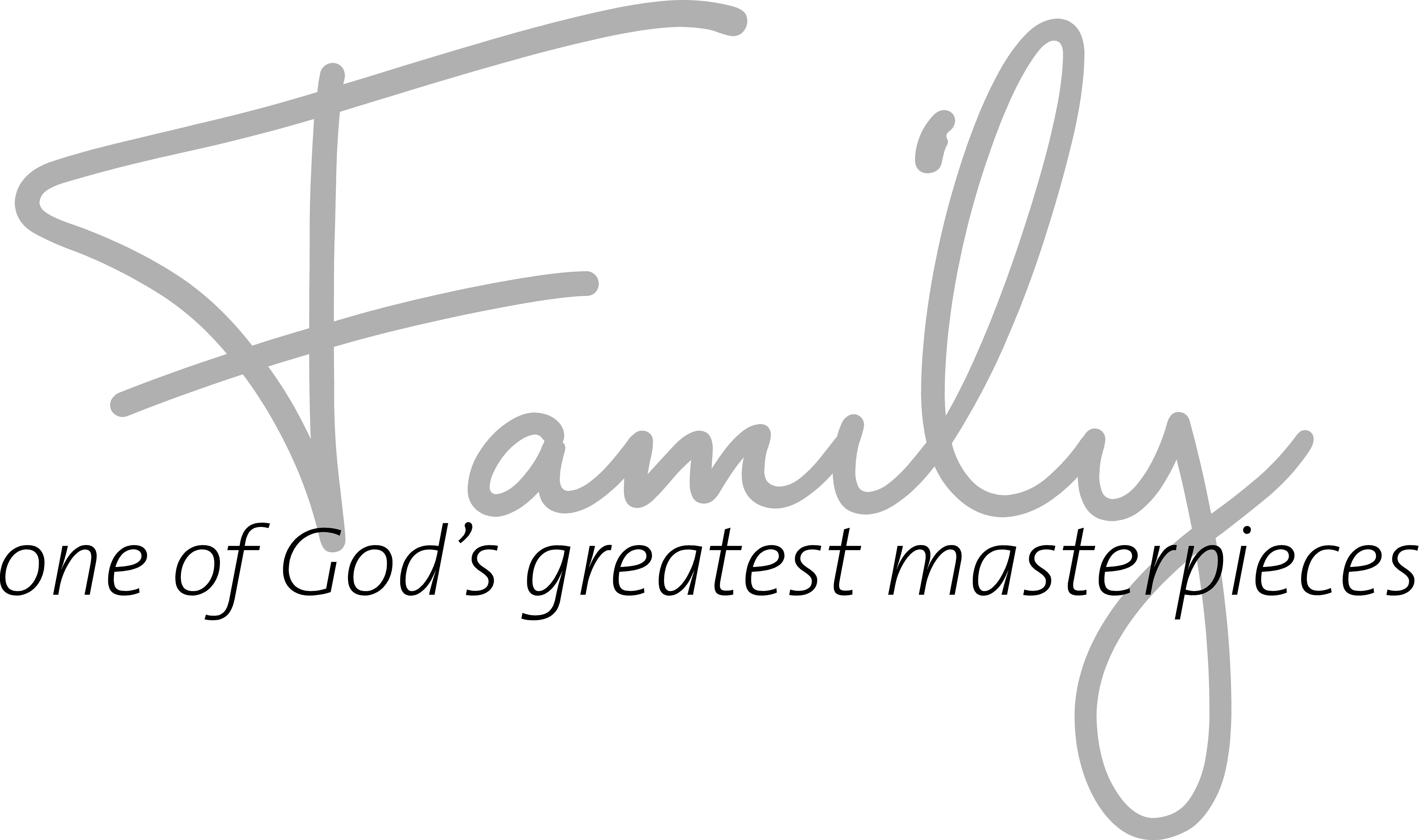 Familyone Of Gods Greatest Masterpieces Quote The Walls