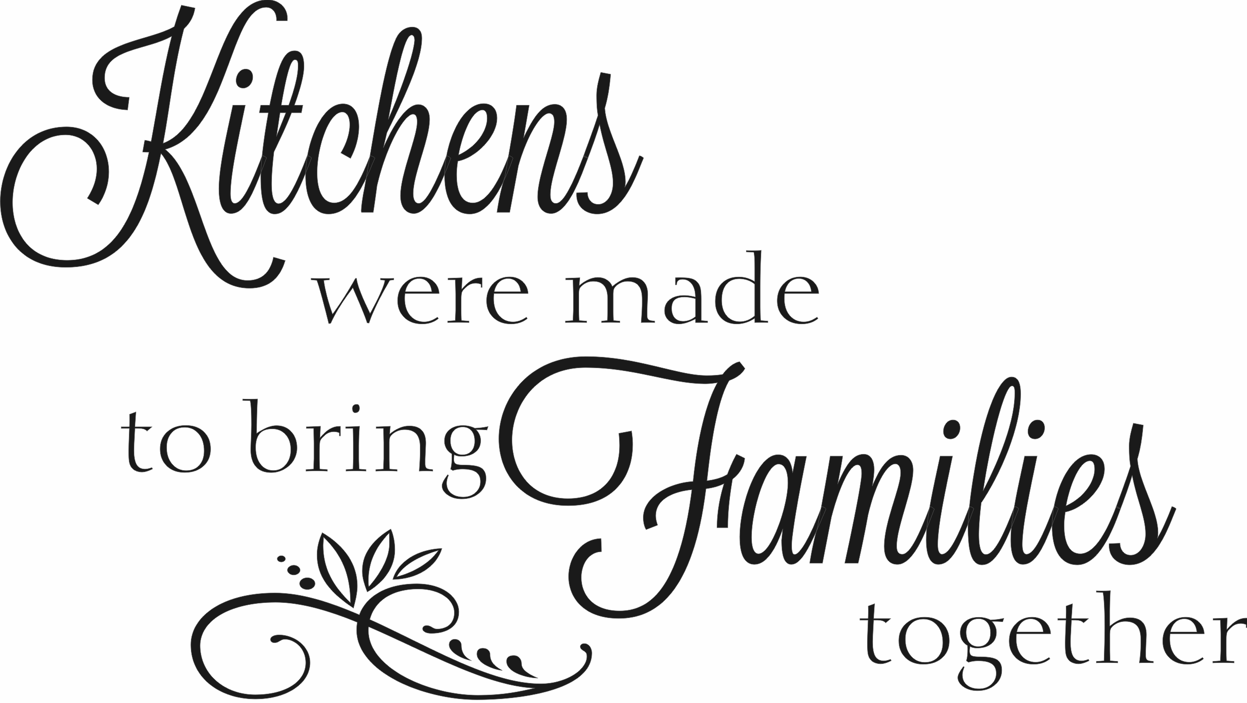Kitchen Design Tool Kitchens Were Made To Bring Families Together Quote The